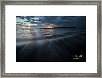 Langkawi Sunset Framed Print