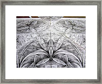 Launch Pad Framed Print