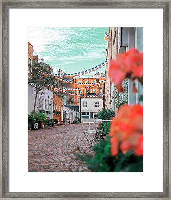 Laurie Framed Print