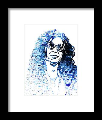 Howard Stern Framed Prints