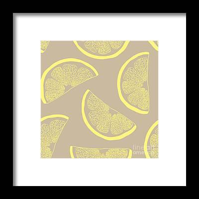Vitamin Framed Prints