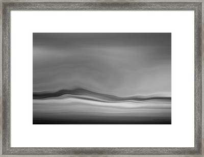 Lonely Night Framed Print
