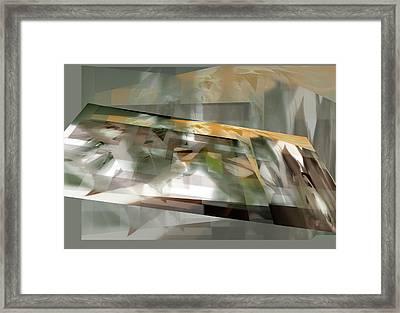 Looking Inward - Framed Print