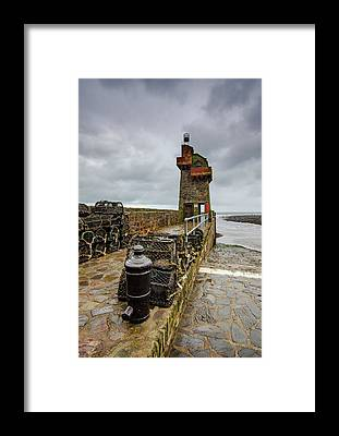 North Devon Framed Prints