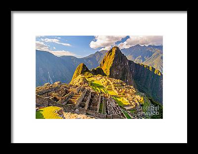 Remote Framed Prints