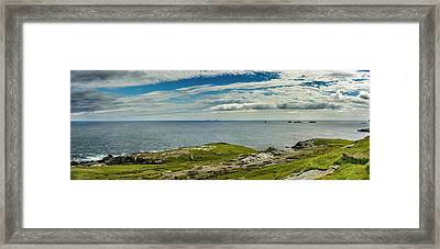 Malin Head, Ireland Framed Print