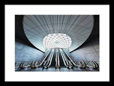 Christian Architecture Framed Prints