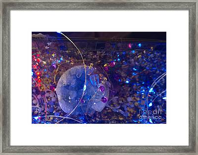 Man In The Moon - 2 Framed Print