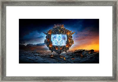 Mandalas 2 Framed Print
