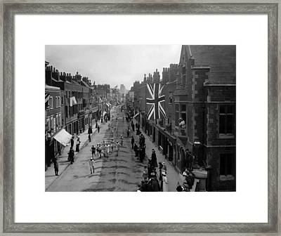 Marathon 1908 Framed Print by Hulton Archive
