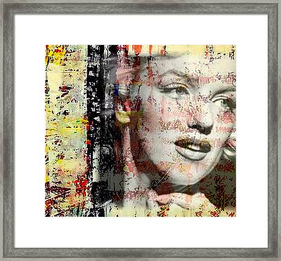 Marilyn Monroe 2 Framed Print