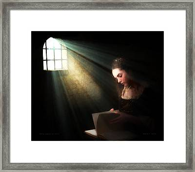 Mary, Queen Of Scots Framed Print