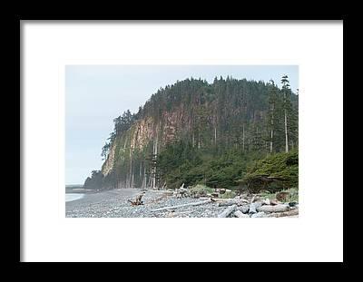 Queen Charlotte Islands Framed Prints