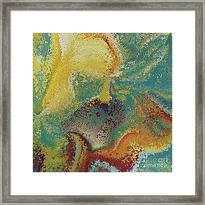 Matthew 11 28. Come To Me Framed Print
