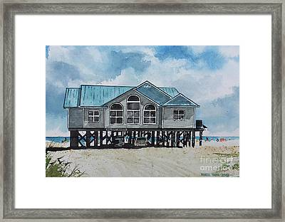 Melray Haven Framed Print