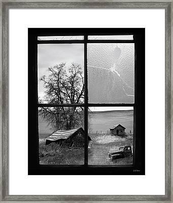 Memories Past Framed Print by Leland D Howard
