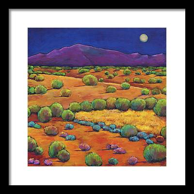 Southwestern Framed Prints