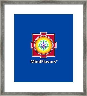 Mindflavors Small Framed Print