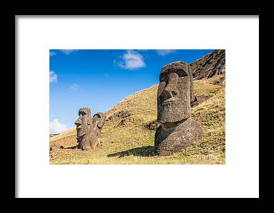 Polynesia Framed Prints