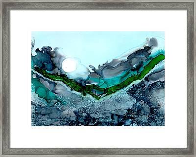 Moondance IIi Framed Print