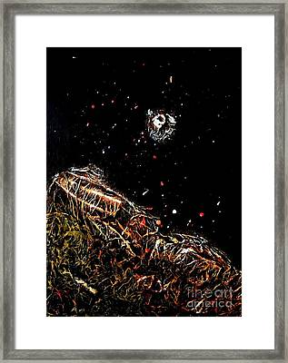 Moonstruck2 Framed Print