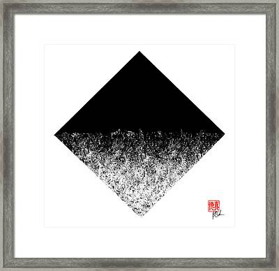 More Than You See Framed Print