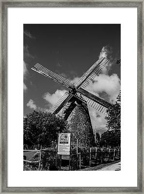 Morgan Lewis Mill 2 Framed Print