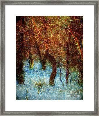 Morning Worship Framed Print