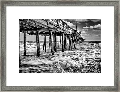 Mother Natures Power Framed Print