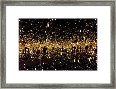 Multiplicity Framed Print