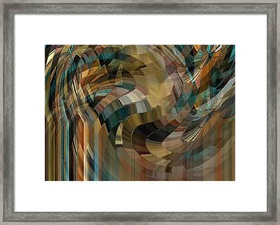 Mushrooms Forever Framed Print