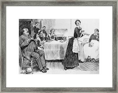 My Lady Framed Print by Hulton Archive