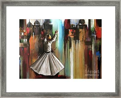 Mystical Journey  Framed Print