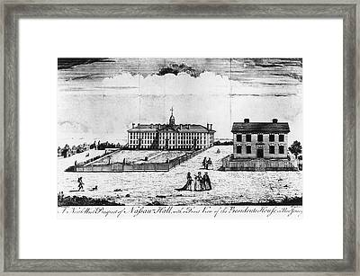 Nassau County, New York Framed Print by Fotosearch