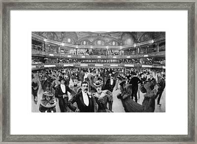 National Skating Palace Framed Print by Hulton Archive