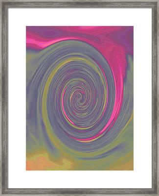 Nautilus IIi Framed Print