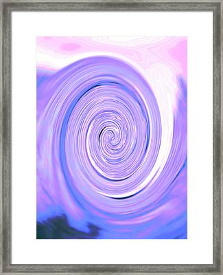 Nautilus Iv Framed Print