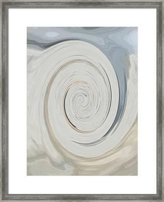 Nautilus I Framed Print