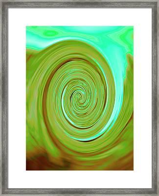 Nautilus V Framed Print
