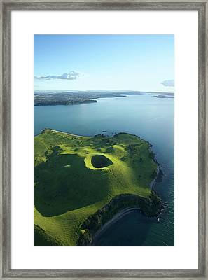 New Zealands Cities & Landmarks Framed Print by Mark Meredith