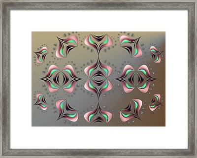 Nimb Simply Framed Print