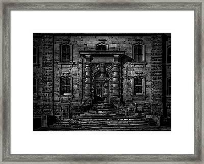 No 550 Gerrard St E Toronto Canada 2 Framed Print