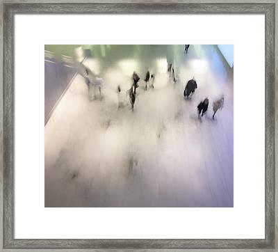 Not Fade Away Framed Print