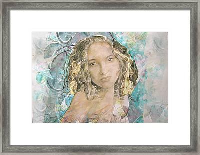 Ocean Framed Print