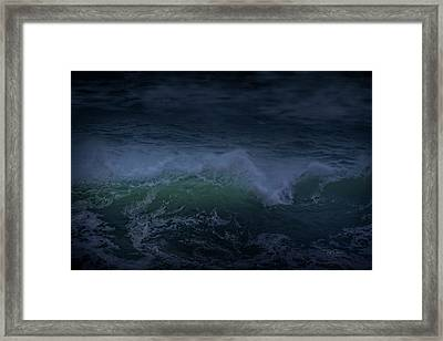 Framed Print featuring the photograph Ocean Magic by Bill Posner