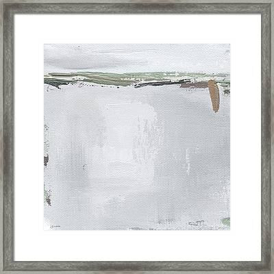 Ocean View II Framed Print by Jacquie Gouveia