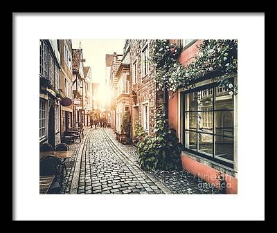 Bremen Framed Prints