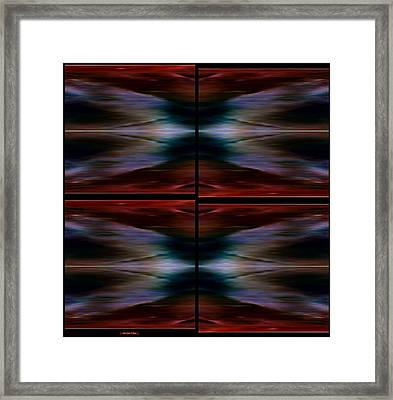 Once Upon A Time Framed Print by Geoff Simmonds