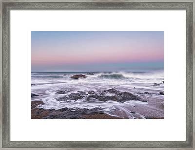 Oregon Sunrise Framed Print