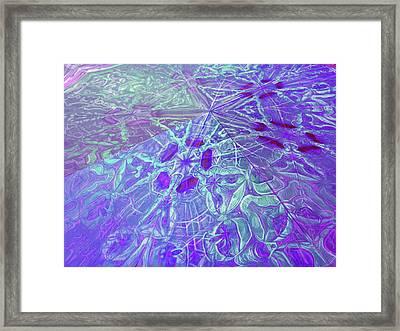 Organica Framed Print